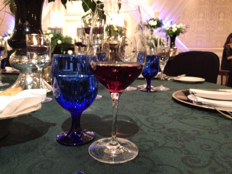 リッツカールトン大阪_食事ワイン